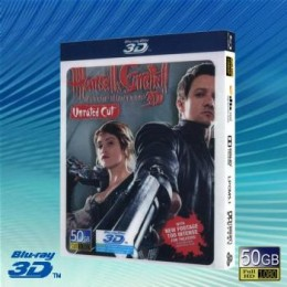 (3D+2D)女巫獵人 Hansel and Gretel: Witch Hunters 藍光50G
