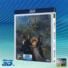 (3D+2D)奧茲大帝 Oz: The Great and Powerful 藍光50G